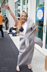 Shark Attack Halloween Costume 10 Halloween Costumes Perfect Floridian