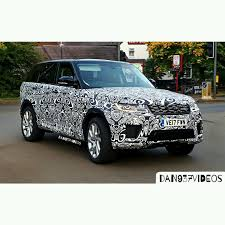 land rover sport 2018 2018 range rover sport looks like range rover are doing another