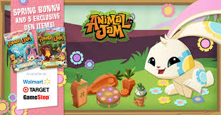 animaljam gift card the bunny is back the daily explorer