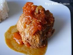 cuisiner les paupiettes de veau paupiettes de veau provençales au vin blanc eryn et sa folle cuisine