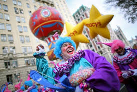 the of the macy s thanksgiving day parade