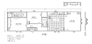 mobile home blueprints 3 bedrooms single wide 71 clayton mobile