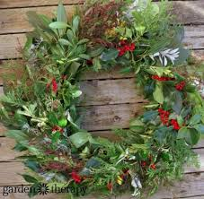 9 diy greenery and herb wreaths for decor shelterness