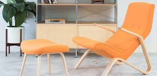 Saarinen Grasshopper Lounge Chair Grasshopper Chair Seating Modernica