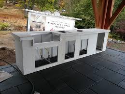 outdoor kitchen cabinets schönheit weatherproof outdoor kitchen cabinets tropical patio 586