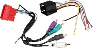 metra 70 1787 receiver wiring harness for select 1994 07 audi and