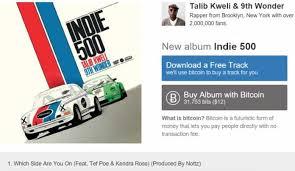 500 photo album talib kweli selling new album 500 on zapchain for bitcoin