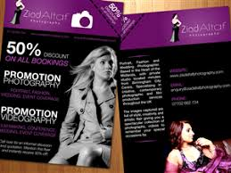 15 professional upmarket photography flyer designs for a