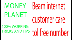 beam internet customer care toll free number youtube