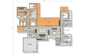 floor plan friday 4 bedroom rumpus studio and deck