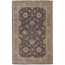 Area Rugs India Jaipur Rugs India Ink 9 Ft X 12 Ft Area Rug Rug122506