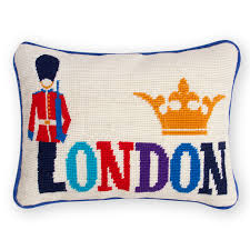 Home Goods Decorative Pillows by Needlepoint Pillows Decorative Throw Pillows Jonathan Adler