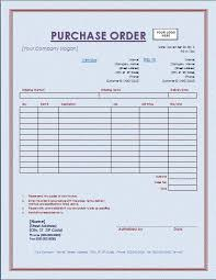 Free Purchase Order Template Excel Free Purchase Order Template 120019810 Png Letter Template Word