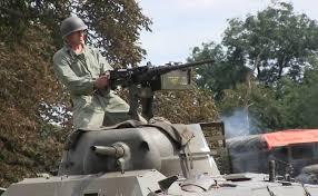 amphibious vehicle ww2 video ww2 battles relived at mapledurham henley standard