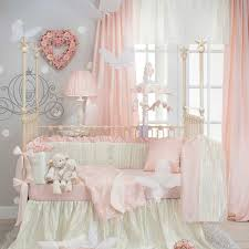 amazon com glenna jean lil princess 4 piece crib bedding set baby