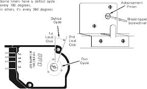 defrost timer wiring diagram wiring diagram and schematic