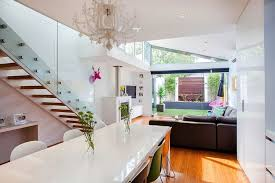 Modern Design Victorian Home Traditional Victorian Home Transformed With A Glassy Modern Extension