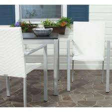 awesome white patio chairs with wrought iron outdoor furniture