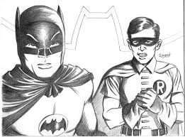 batman robin lostonwallace deviantart