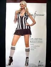 Referee Halloween Costume Referee Costume Kids Ebay