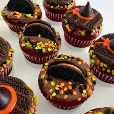 wonderfullfood u2013 halloween cupcakes galore