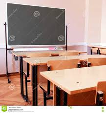 Classroom Computer Desk by Image Of Classroom Stock Photo Image 75917481