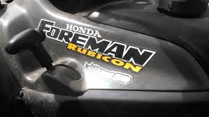 2000 rubicon 500 info request honda foreman forums rubicon
