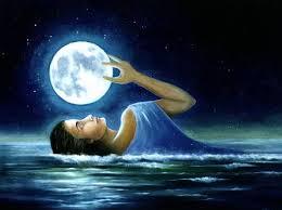 selene goddess of the moon a journal of a poet the goddess