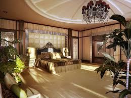 Spacious Bedroom Design In Brown Colors - Bedroom design brown