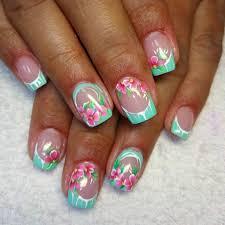 21 flower nail art designs ideas design trends premium psd