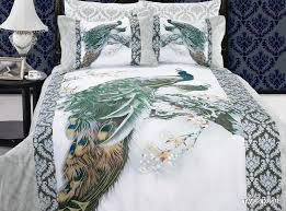 Peacock Feather Comforter Peacock Feather Bedding Peacock Bedding For A Luxury U2013 All
