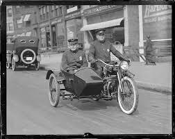 capt bernard j hoppe of the boston traffic squad he made captain