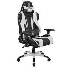Black And White Desk Chair by Zqracing Hyper Sport Series Gaming Office Chair Black White Zqracing