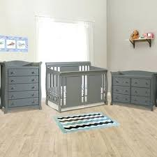 Convertible Crib Bedding Grey Crib And Dresser 2 6 Modern Gray Crib And Glider Grey Crib