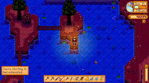Smith Mountain Lake Fishing Map Golden Spots For Fishing In Stardew Valley Album On Imgur