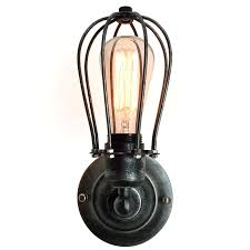 Edison Wall Sconce Sconce Industrial Style Wall Sconce Industrial Looking Wall