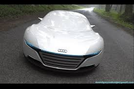 audi color changing car audi designing self repairing car change the cars color with