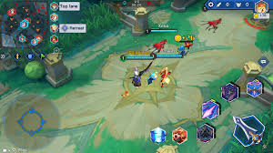 light x shadow an anime style moba androidgaming
