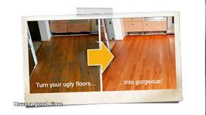 Wood Floor Sander Rental Home Depot by How Much To Refinish Hardwood Floors Youtube