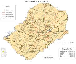 Counties In Colorado Map by Jefferson County Alabama History Adah