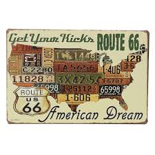 Usa License Plate Map by Online Buy Wholesale American License Plate From China American
