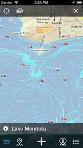 fishidy maps with hotspots depth finders boat rs and more