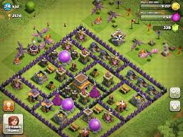 Clash Of Clans Maps Clash Of Clans Heise Download