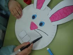 felt easter bunny template free easter bunny pattern clip art