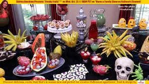 Halloween Appetizer Exotic U201cfreaky Fruits U201d Make Delicious Halloween Appetizers The