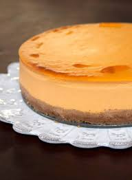 Kek Mango cheesecake nigella s recipes nigella lawson