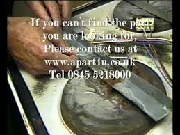 how to fit u0026 replace a hob solid hotplate element ring for cookers