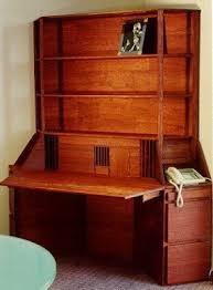 Wood Computer Desk With Hutch Foter by Corner Secretary Desk Foter