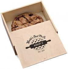 personalized pie boxes 23 of the coolest personalized gifts that will make you glad you