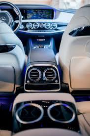 mercedes s class 500 posh limousine